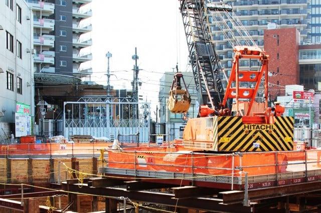 東京、首都圏の建築工事・鳶・土工工事なら大栄工業株式会社